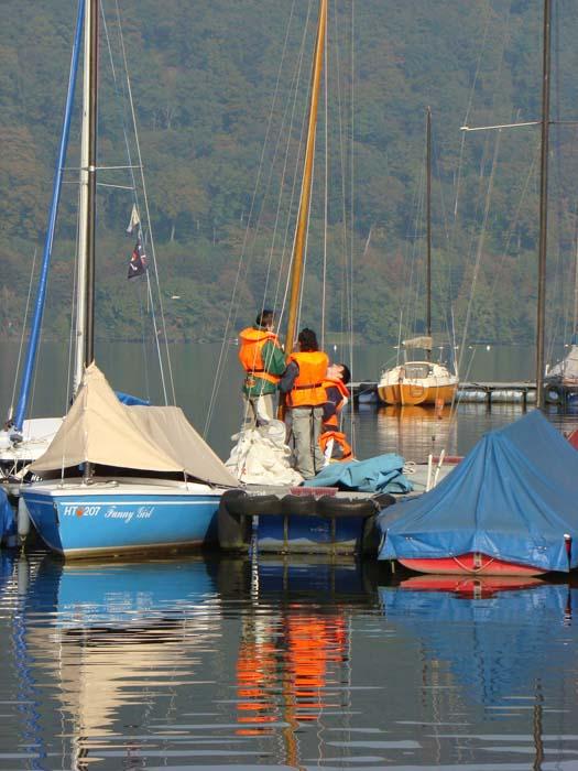 Segeln = Schule auf dem Wasser