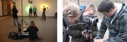Filmprojekt im Bennohaus