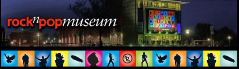 Klassenausflug der 5-7 ins Rock und Pop Museum nach Gronau
