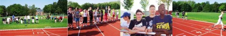 Bilder von den Bundesjugendspielen 2012