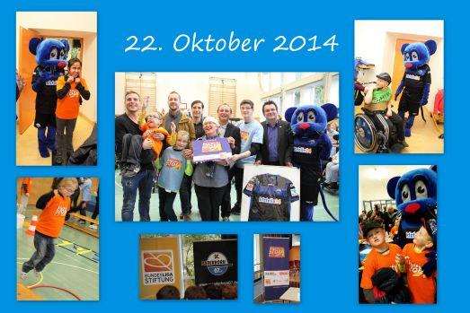 Eindrücke vom Start am 22.10.2014