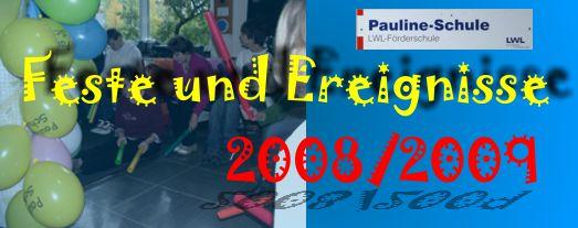 Titel Chronik 2008/09