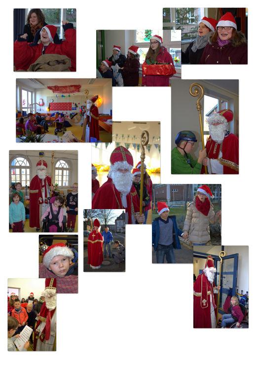 Der Nikolaus aus der Schülervertretung