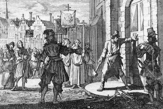 Beginn Der Reformation