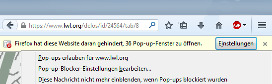 öffne firefox browser