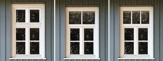 Fenster außen  Fenster
