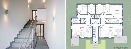Treppenhaus mehrfamilienhaus gestalten  Treppenhaus Mehrfamilienhaus Gestalten | loopele.com