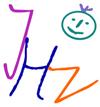 JHZ Logo