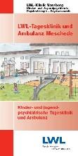 Deckblatt des Flyers mit Informationen zur Klinik