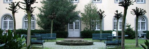 Innenho Kloster