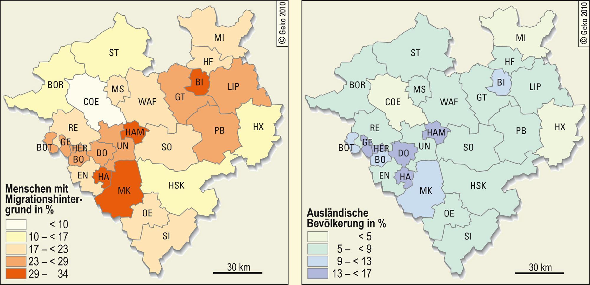 Lwl Auslander Und Migranten In Westfalen Westfalen Regional