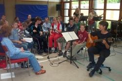 Erntedank-Gottesdienst 2006