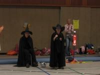 Tanzaufführung: Ein Besuch im Zauberwald