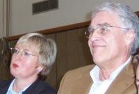 Heinz Vogt und Frau Vogt