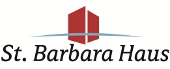 Logo des St. Barbara Hauses