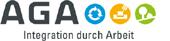 Logo der AGA gGmbH