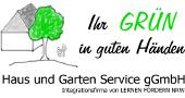 Logo von Haus und Garten