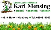 Logo Garten- und Landschaftsbau Mensing