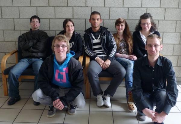 Schülervertretung 2011/2012