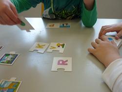 Lernen mit Bildkarten