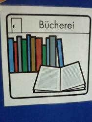 Logo der Schülerbücherei