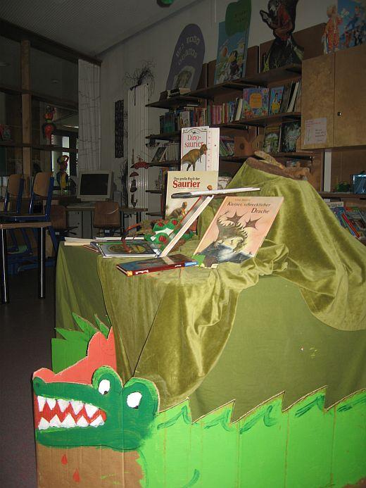 Die Schülerbücherei