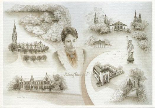 Hedwig Dransfeld (1871 - 1925)