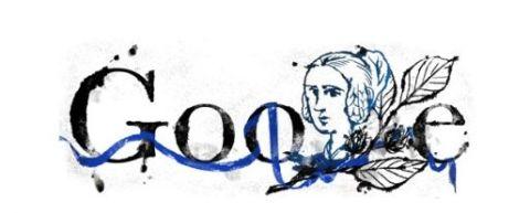 Google-Doodle zur Droste