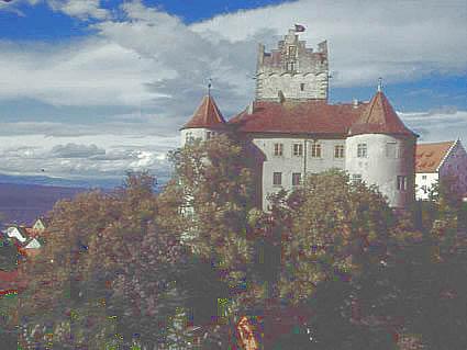 Schloß Meersburg