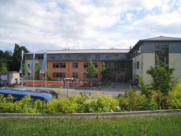 Und so sieht die neue Schule in der Realität aus.