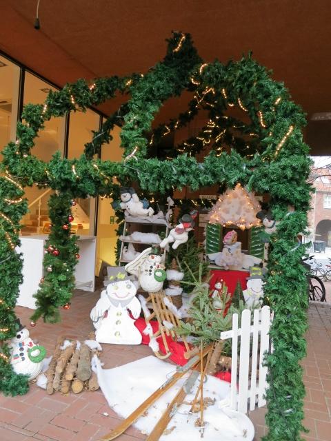 Foto Weihnachtsdekoration
