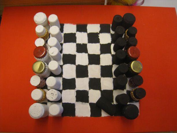 Ist das nicht ein tolles Schachspiel?
