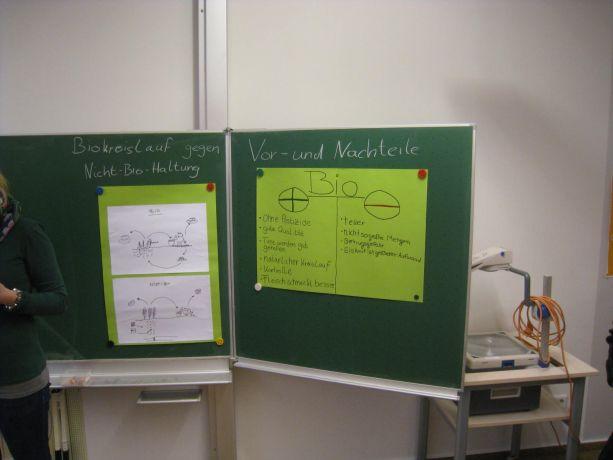 Wir haben Bio-Produkte untersucht.