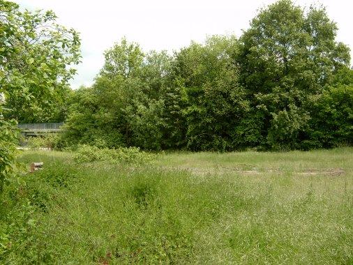Das unbebaute Grundstück