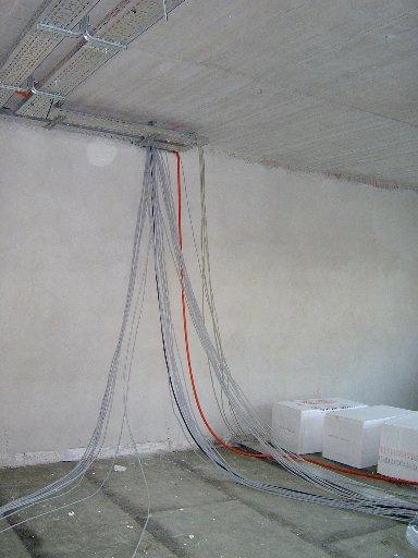 Wer sortiert denn die ganzen Kabel vernünftig ein?