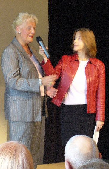 Die Vorsitzende des Schulausschusses, Frau Lubek, im Interview.