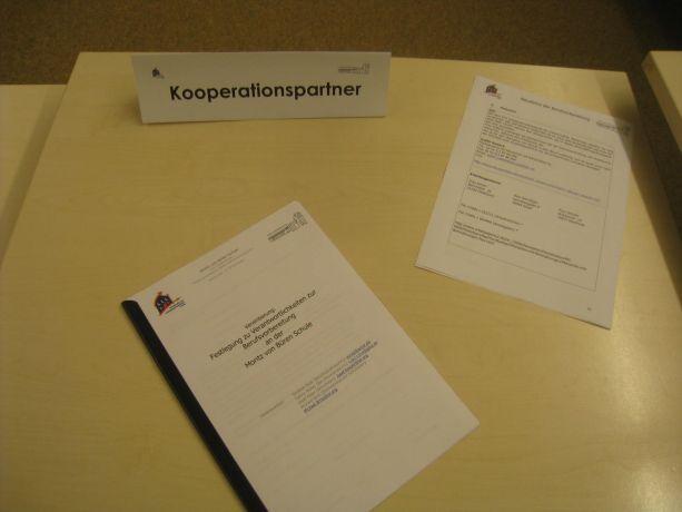 Die Zusammenarbeit mit Kooperationspartnern
