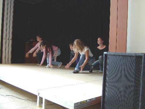 Natürlich wurden die Mädchen nicht ohne Zugabe von der Bühne gelassen.