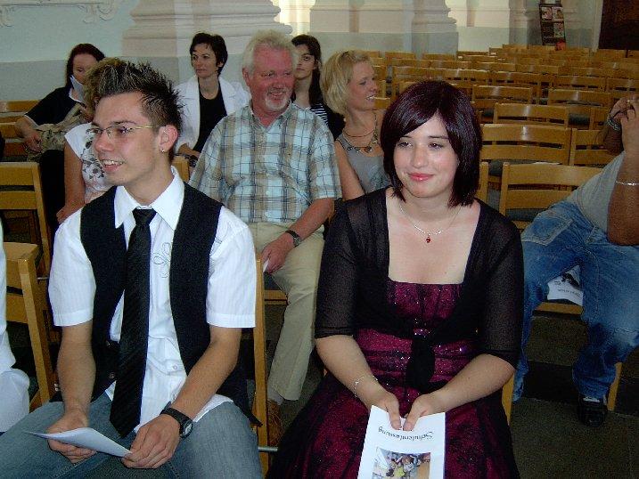 Jannik und Kati