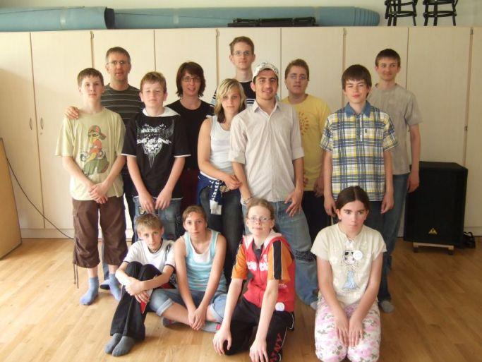 Die Gruppe Olympia Sport