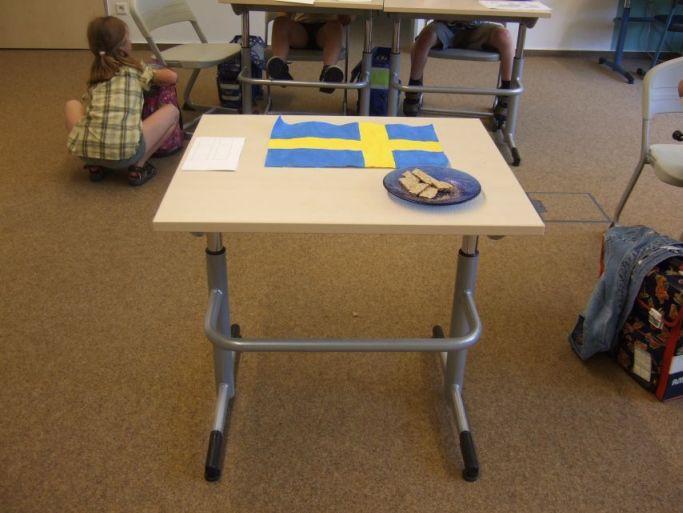 …und schwedisches Essen