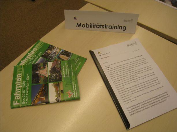 Das Mobilitätstraining