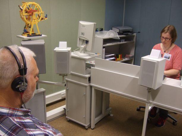 Wer wagt es, sein Gehör kostenlos testen zu lassen?