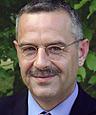 Porträtaufnahme von Herrn Liebner