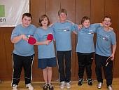 Tischtennisturnier 2013