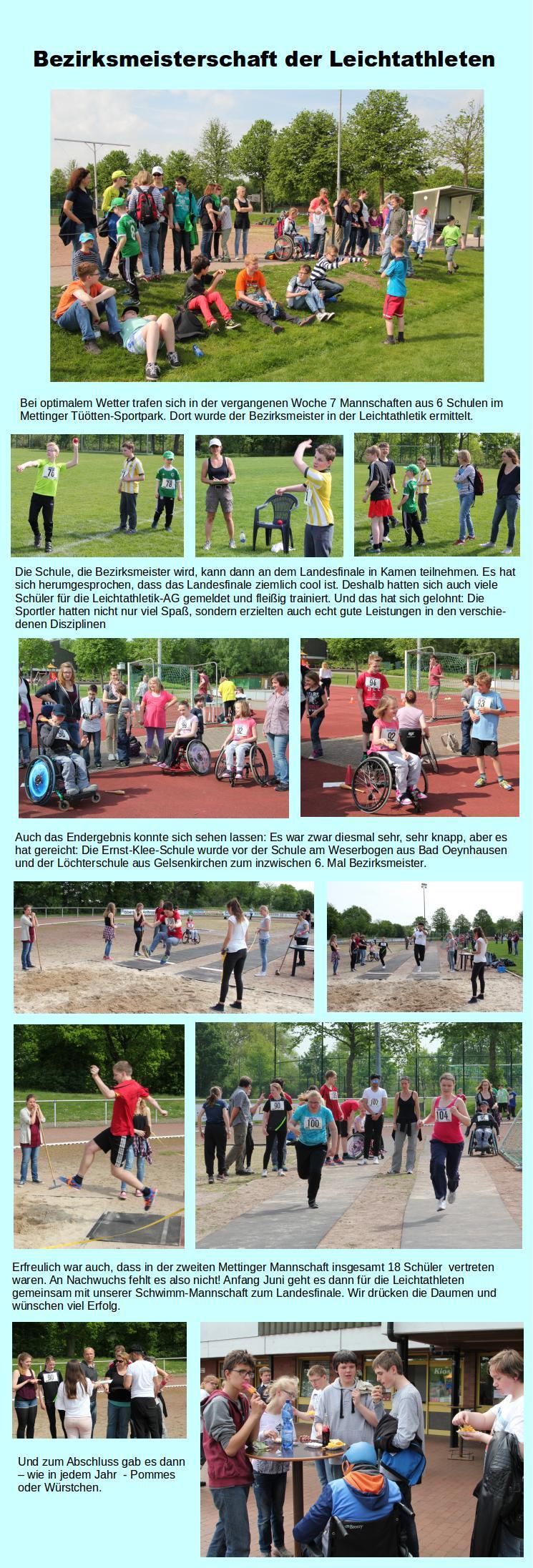 Sportfest Mai 15
