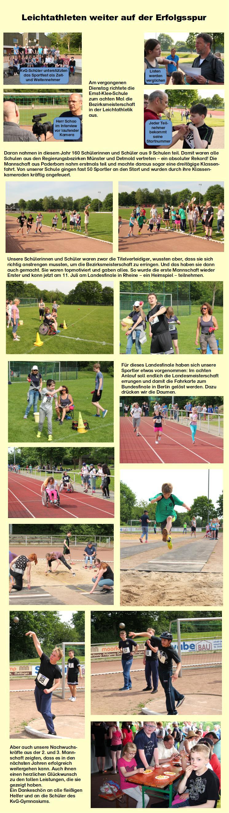 Leichtathleten 17
