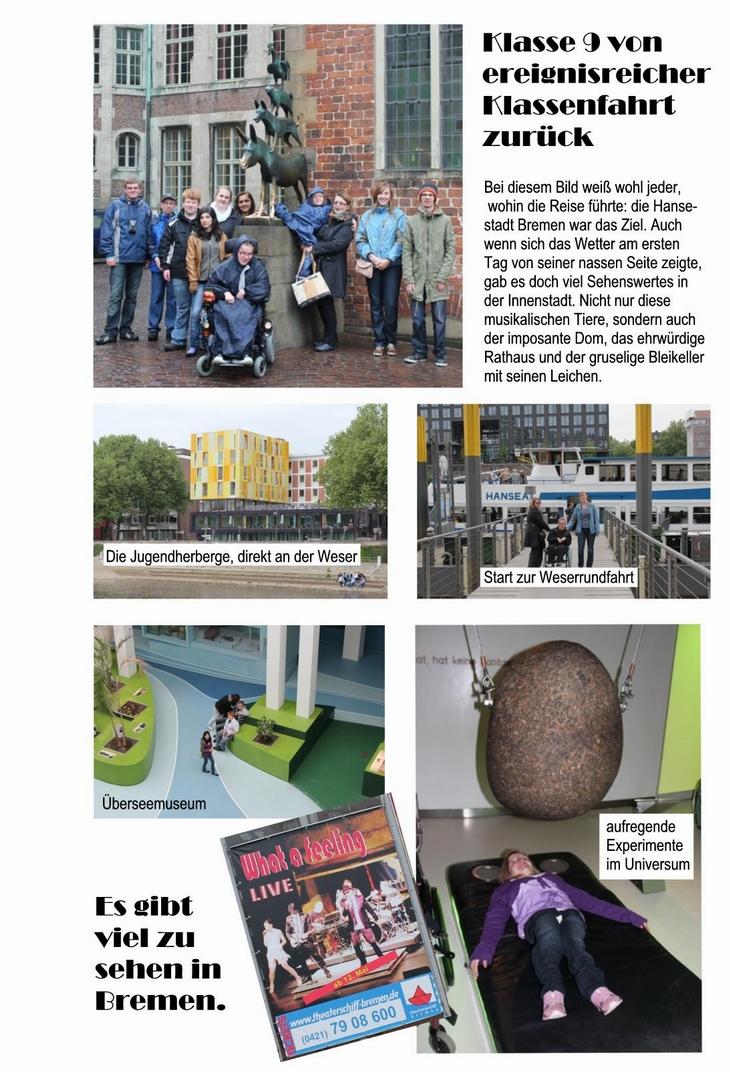 Bremen Artikel