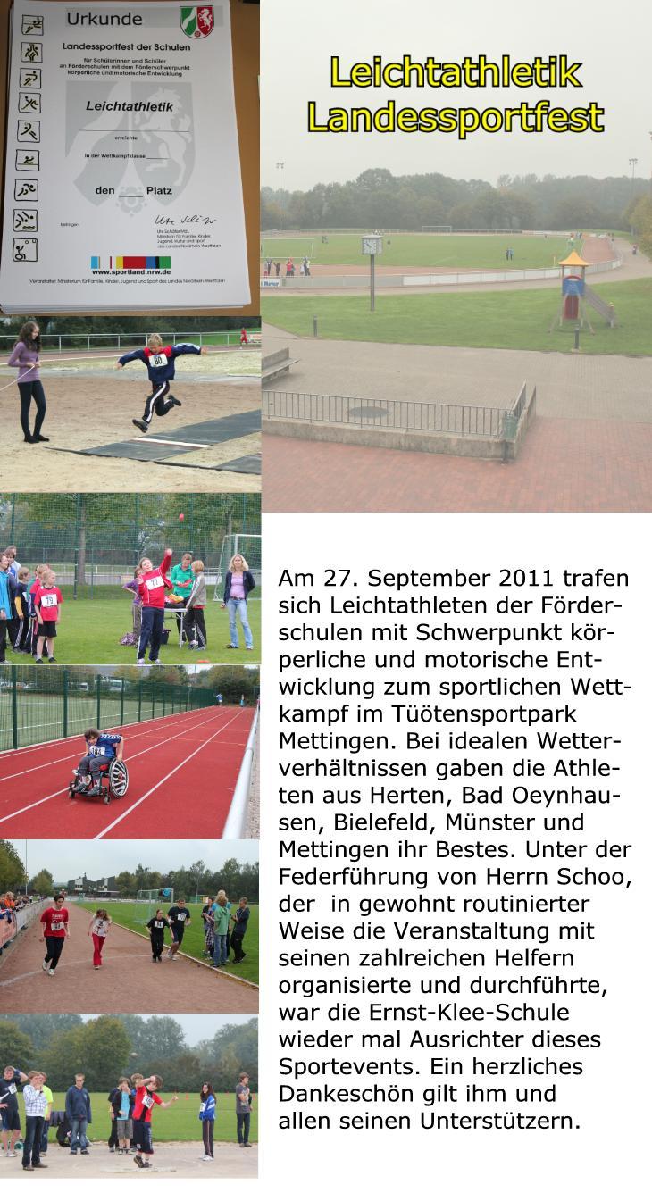 Sportfest 270911