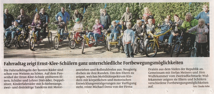 IVZ Fahrradtag